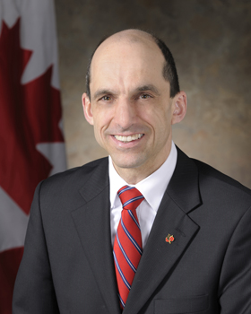 L'honorable Steven Blaney