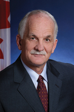 L'honorable Vic Toews