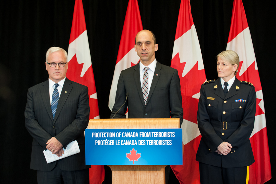 The Honourable Steven Blaney, Canada's Minister of Public Safety and Emergency Preparedness, today announced that the Government of Canada intends to introduce legislative changes to the CSIS Act.