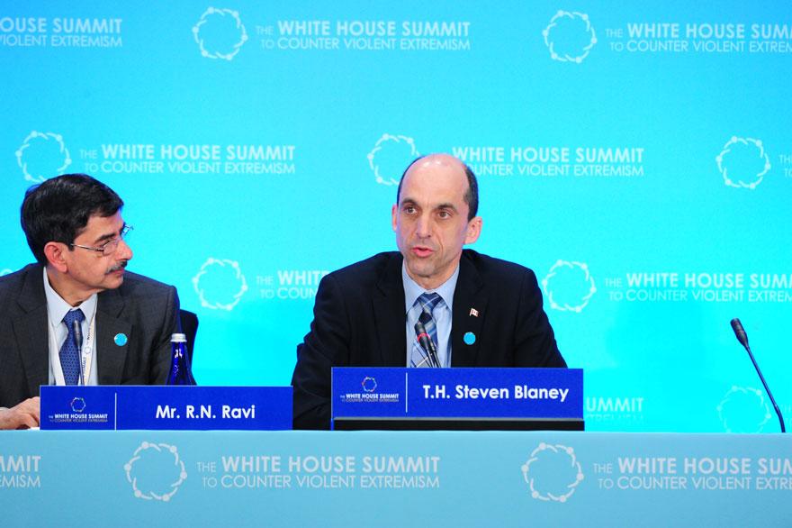 L'honorable Steven Blaney, ministre de la Sécurité publique et de la Protection civile du Canada, a publié une déclaration aujourd'hui à la suite de sa participation au Sommet organisé à la Maison-Blanche au sujet de la lutte contre l'extrémisme violent.