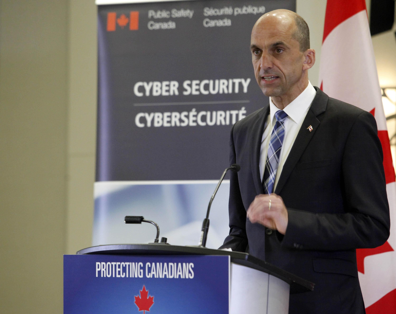 Aujourd'hui, l'honorable Steven Blaney, ministre de la Sécurité publique et de la Protection civile du Canada, accompagné du président et chef de la direction du Conseil canadien des chefs d'entreprise, l'honorable John Manley, a annoncé des investissements considérables pour faire progresser la Stratégie de cybersécurité du Canada.